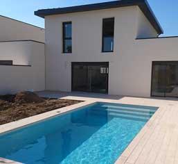 Actualit s constructeur de piscine dr me ard che inova for Construction piscine tva